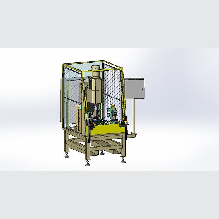 Single Station Assembly Machine