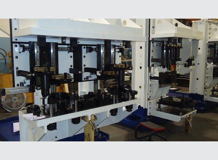 Inline Servo Press Stations