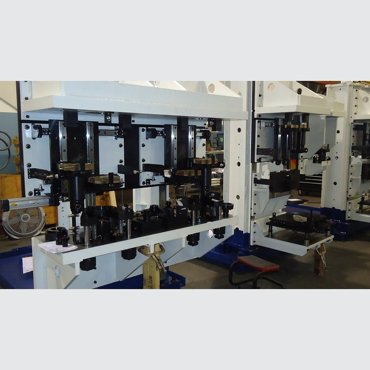 Inline Servo Press Stations